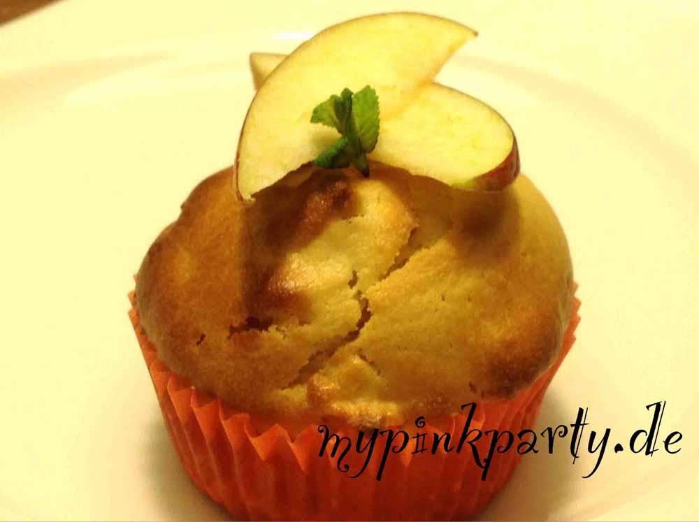 Muffin-Apfel
