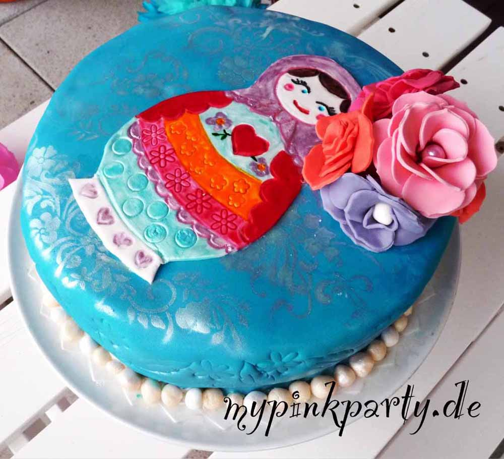 Babuschka Torte