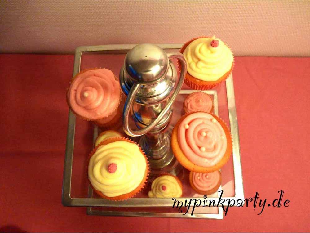 Cupcake mit Frischkäse Frosting