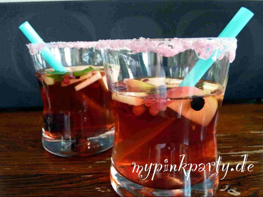 Kinder Cocktail