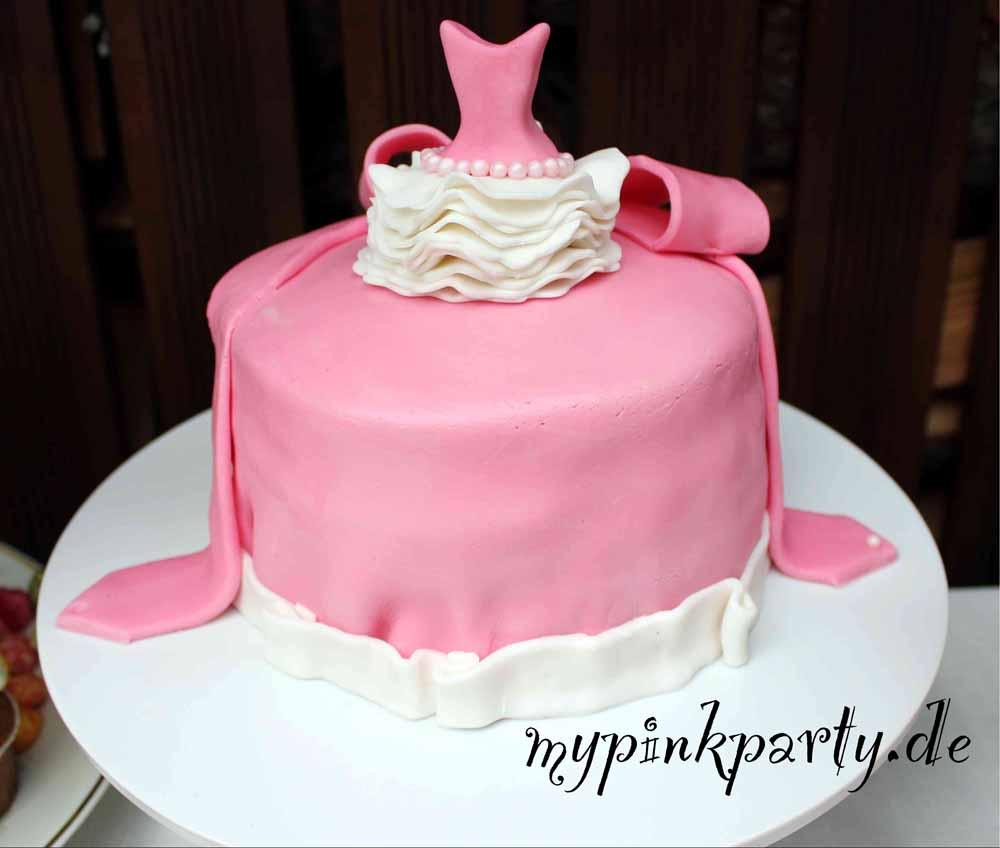 Ballerina Ombre Torte rosa