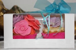 Cupcake Geschenkbox