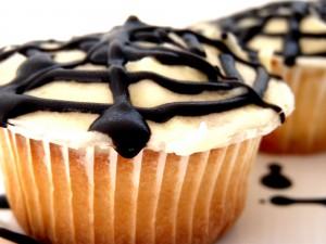 Cupcakes Halloween Spider