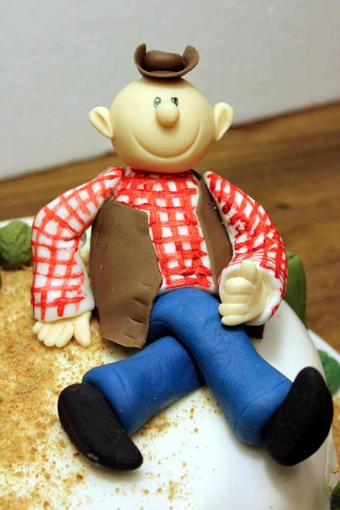 Cowboy Torte