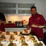 Ein perfekter Abend mit Sammy dem Koch