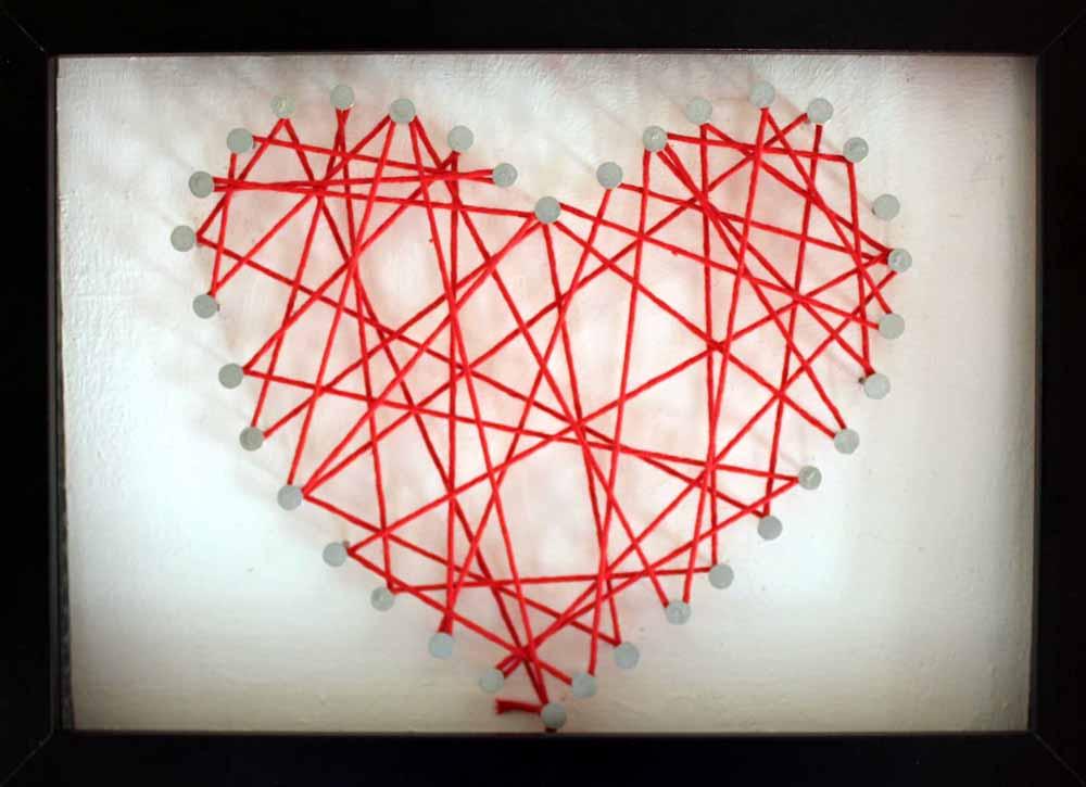 Ein Bild zum Valentinstag