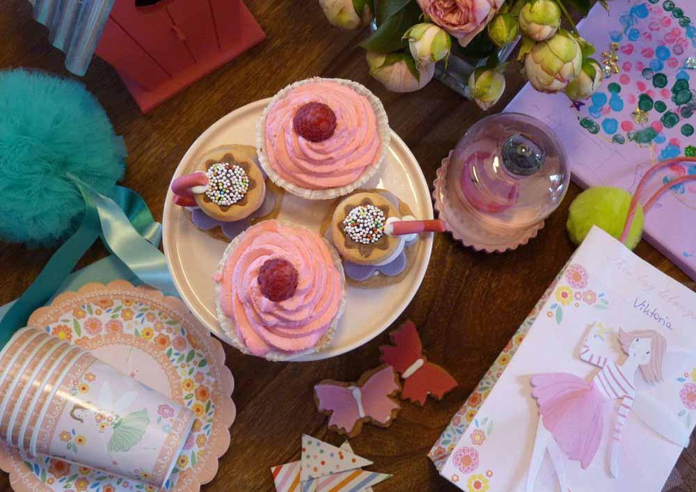 Feen Party zum 4. Geburtstag