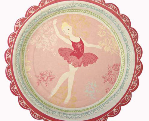 Teller Ballerina Party
