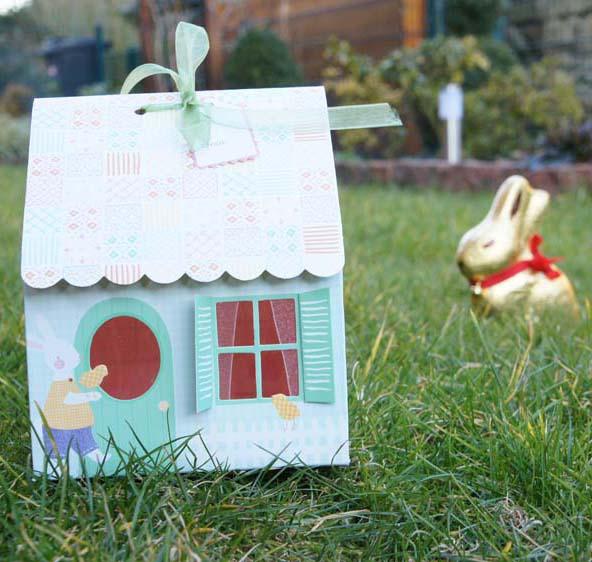 Die Box für Osterfest