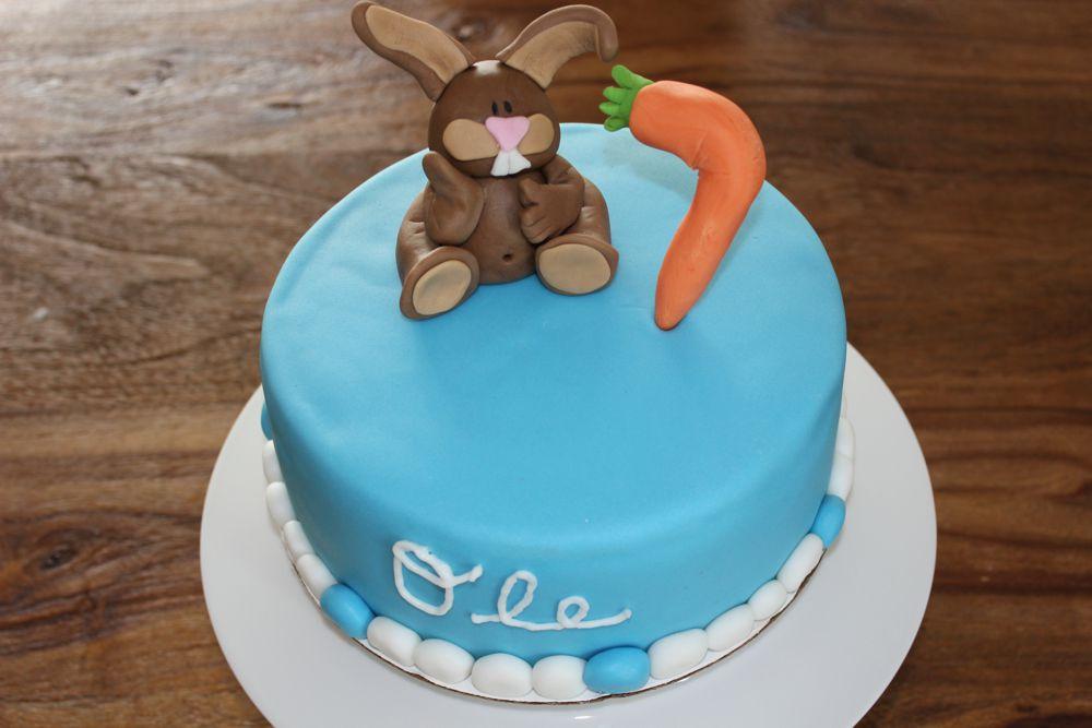 Hasentorte zum Geburtstag