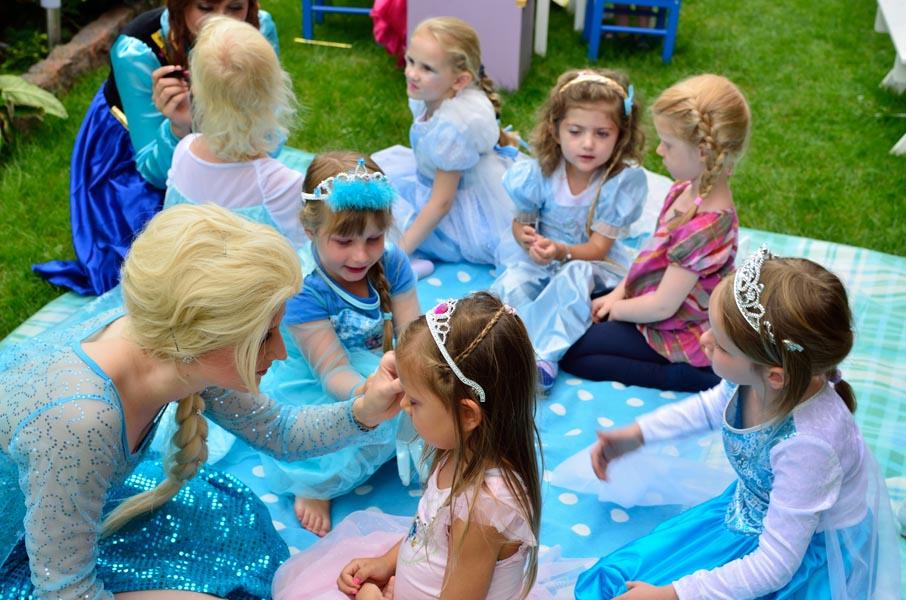 kindergeburtstag tanzen essen