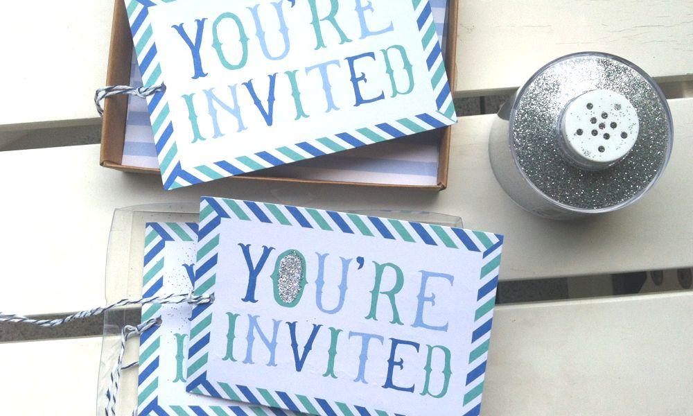 Elsa Einladungskarten
