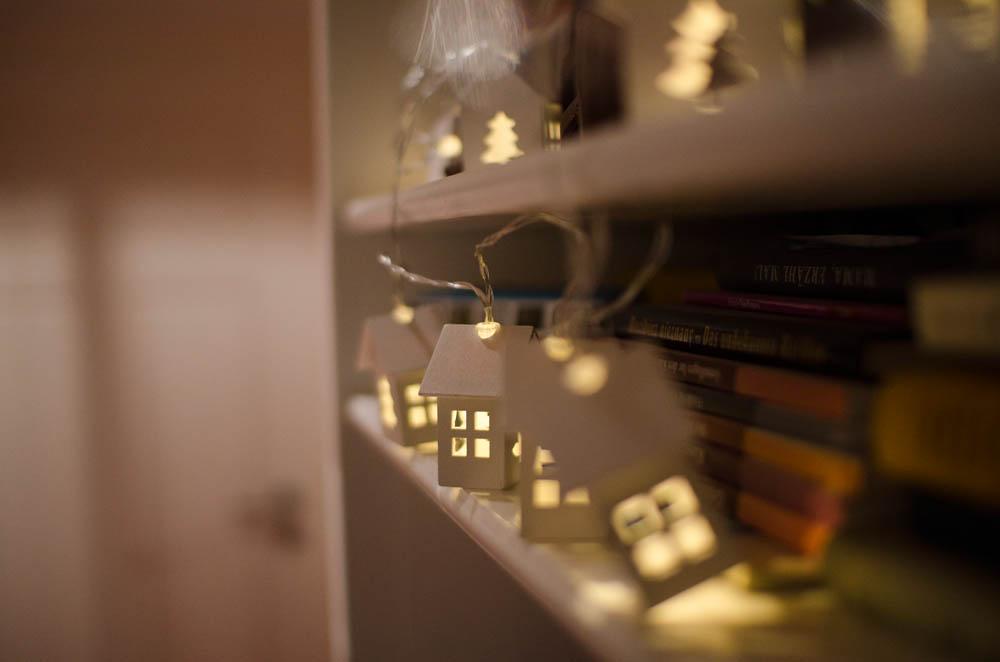 Weichnachtdeko-Lichterkette-kleine-häuschen_8