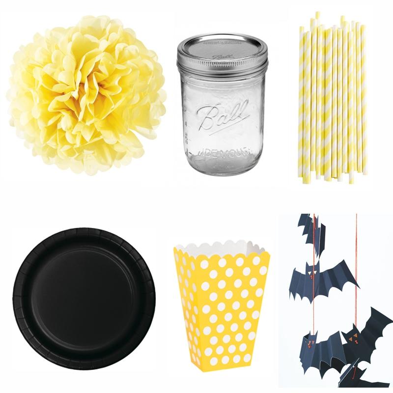 Batman Party Set