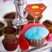 Superman is back - our Superman Party