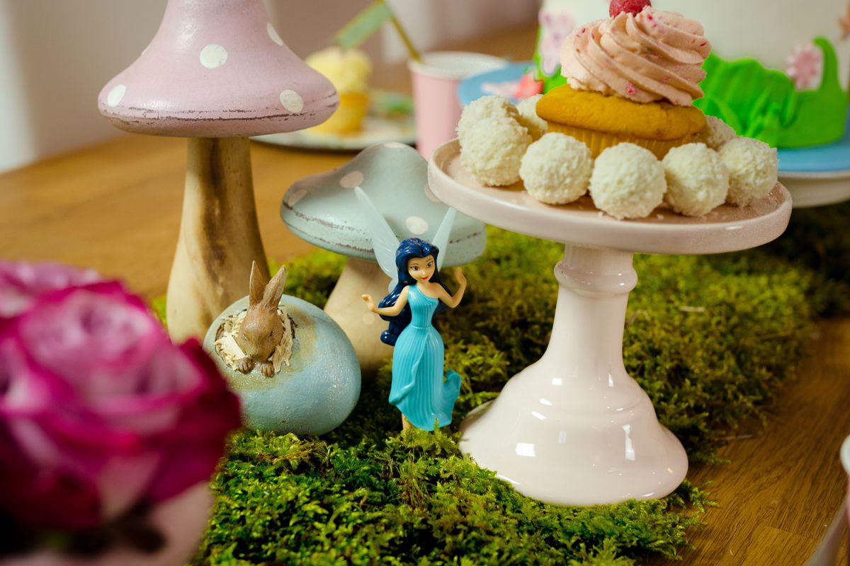 Das Disney Party Thema Tinkerbell Geburtstag