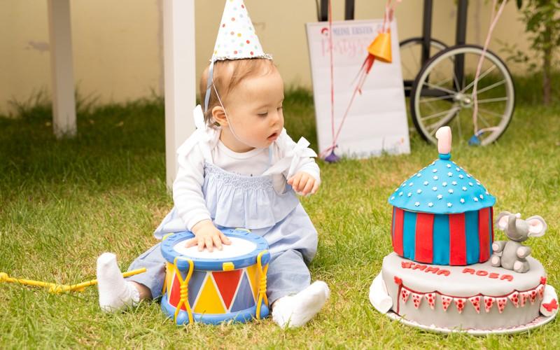 Emmas 1. Geburtstag sorgte für einen sensationelle Party