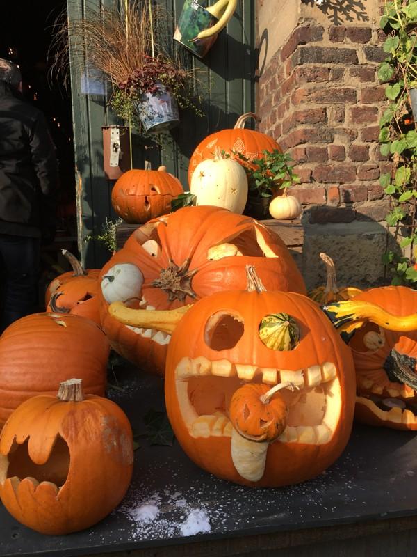 Kuerbisschnitzkurse Halloween