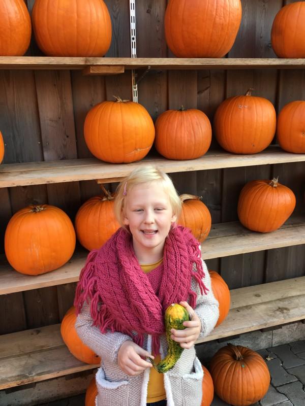 Herbsttag mit Kindern