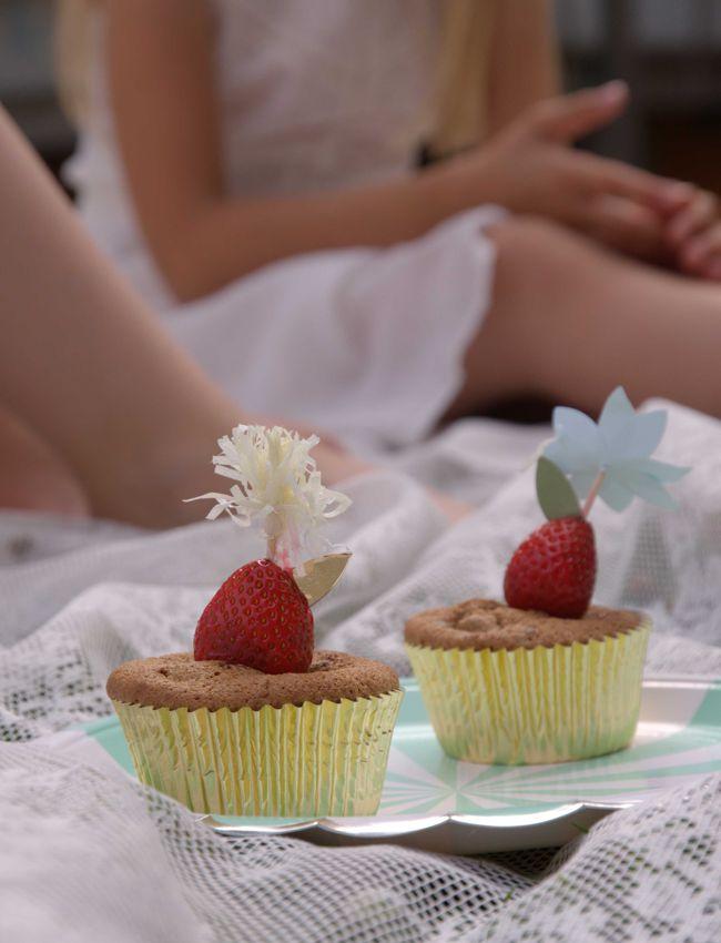 Bild Oreo Cupcake von Meri Meri