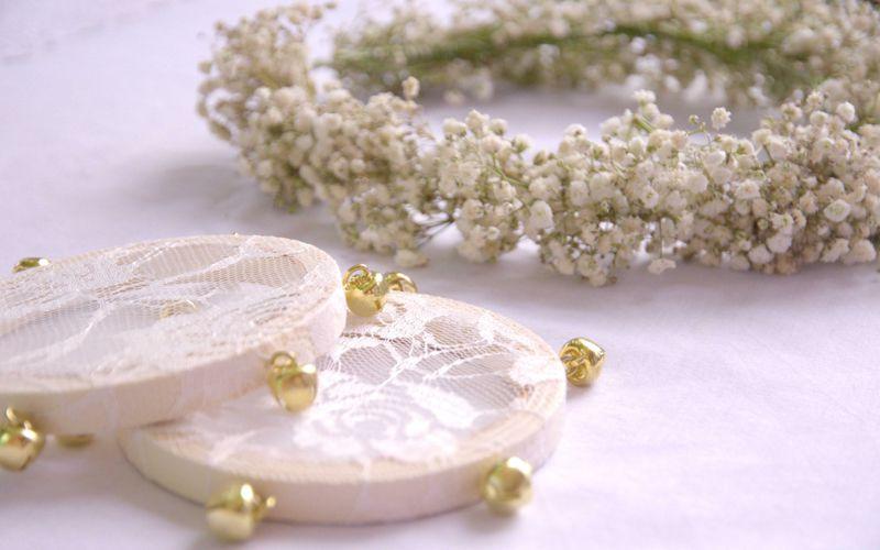 Bild Blumenkranz aus Schleierkraut